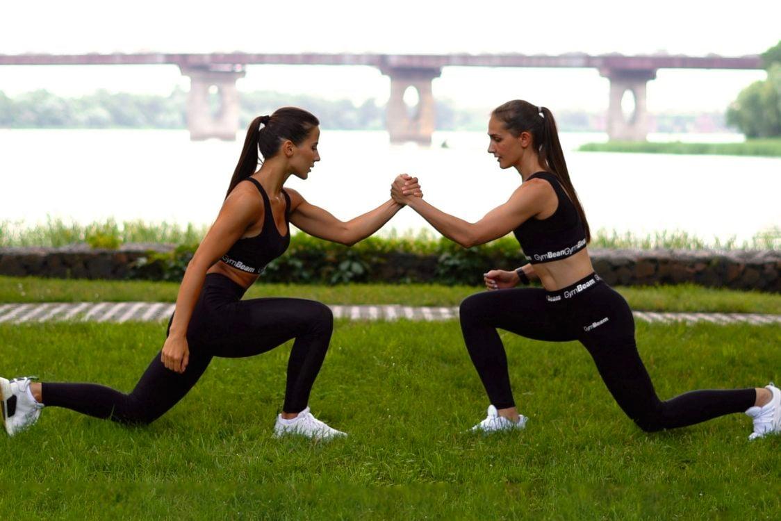 Jak na trénink na zadek a nohy?