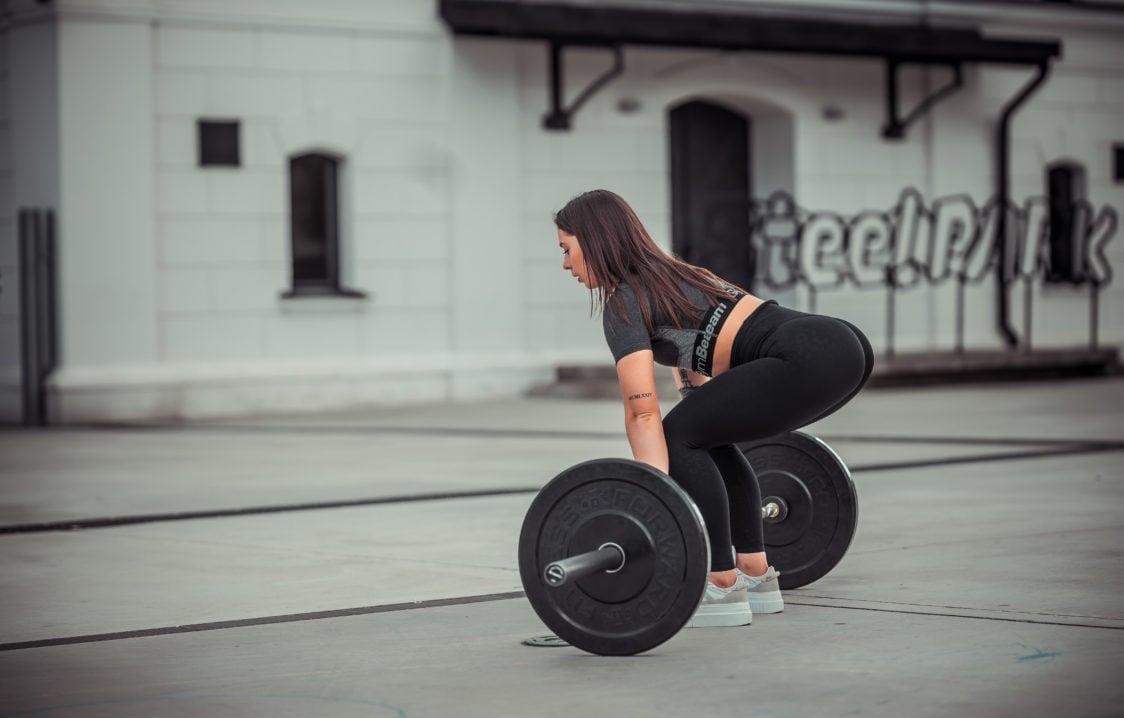 Nejlepší cviky na zadek a nohy