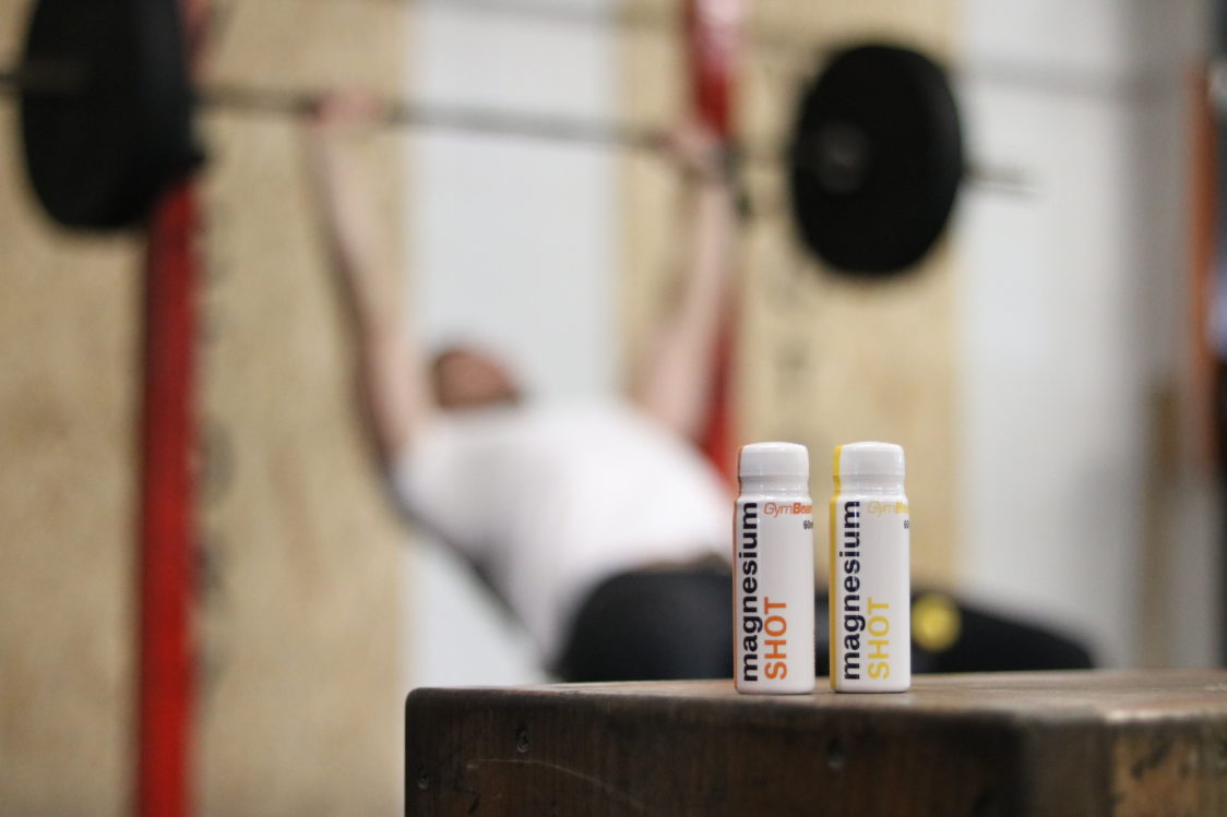 Why is magnesium important in sports?