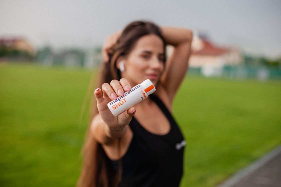 Dietary supplements with magnesium
