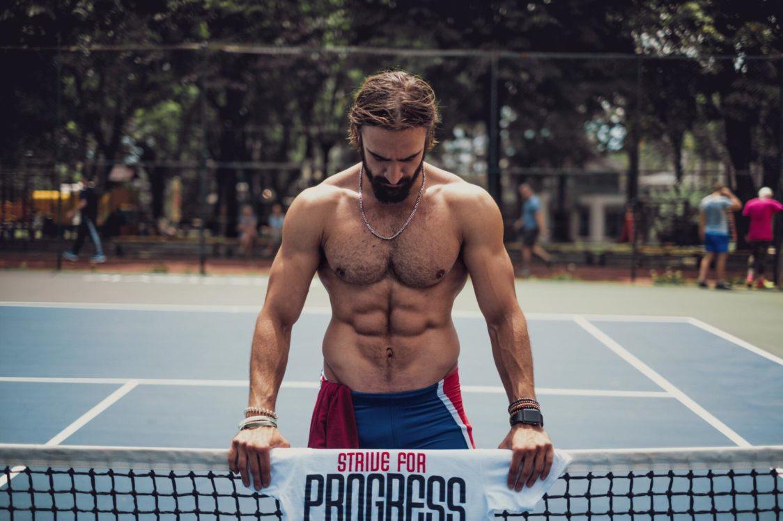 va ajuta tenisul să pierdeți în greutate