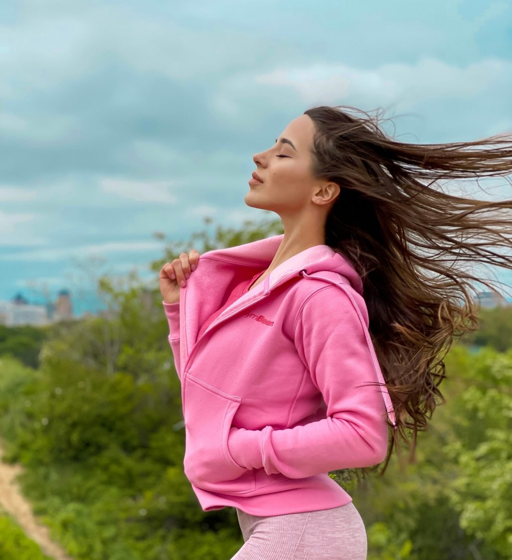 Running and higher self-confidence