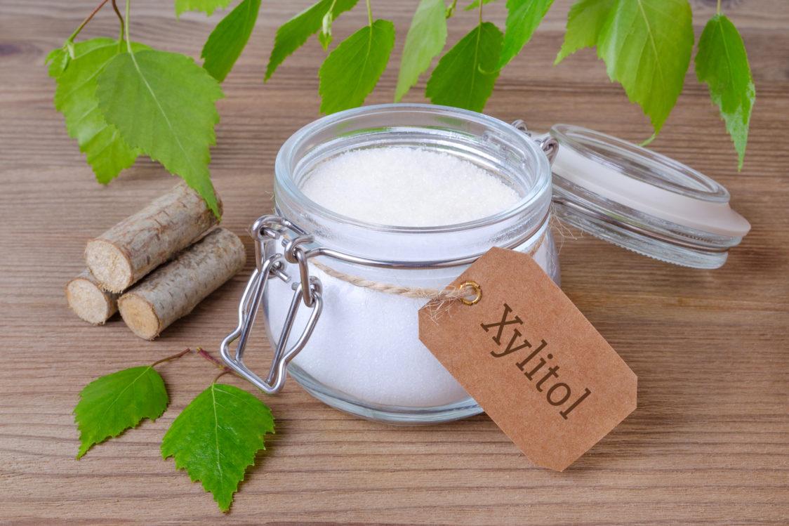 Xylitol als Zuckerersatz bei einer Gewichtsabnahme