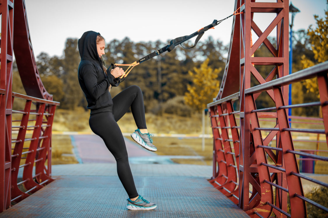 How to include exercises with the suspension training system in your training?