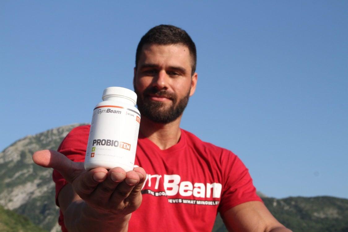 Probiotics assist with flatulence