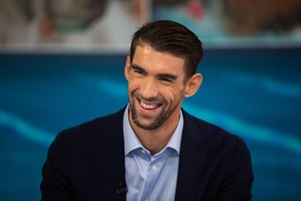 The present life of Michael Phelps