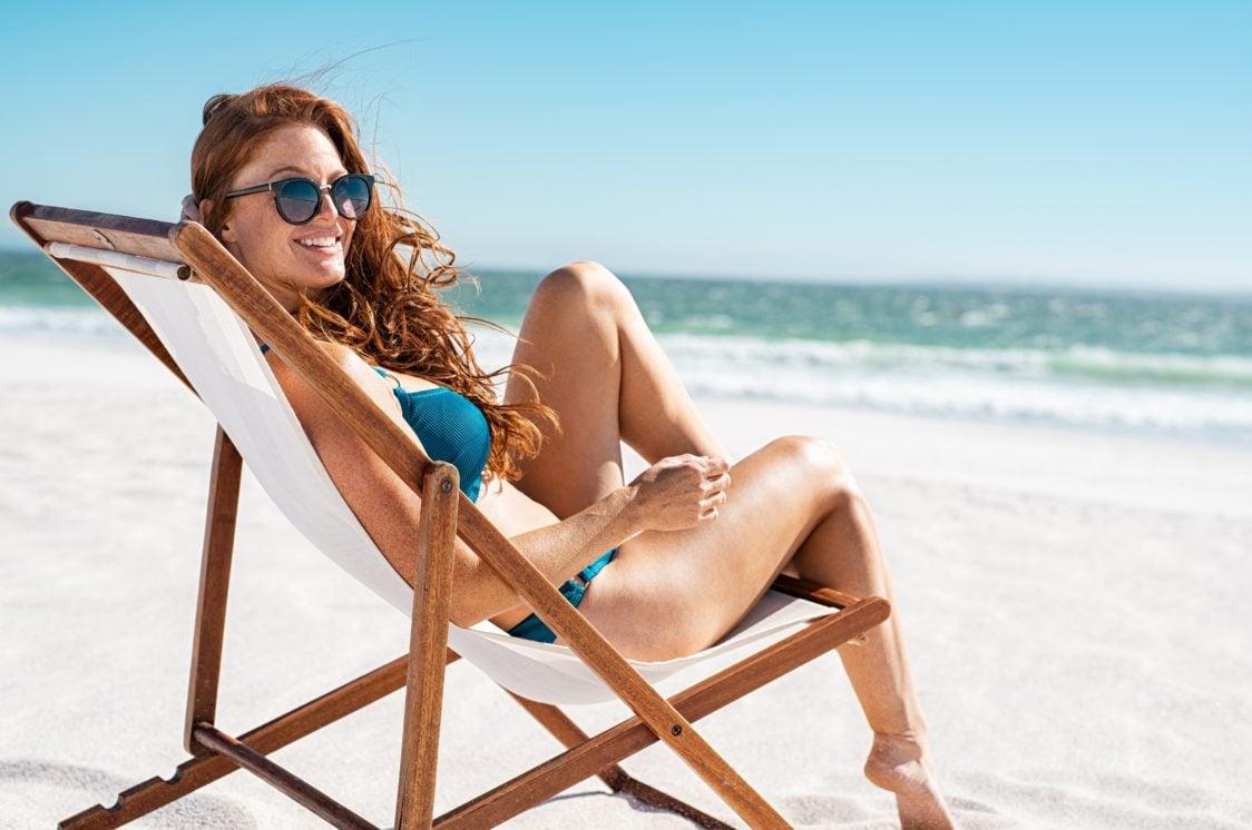 Tyrosine promotes skin pigmentation
