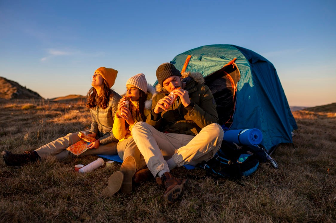 What to eat for lunch when on hiking or cycling trips?