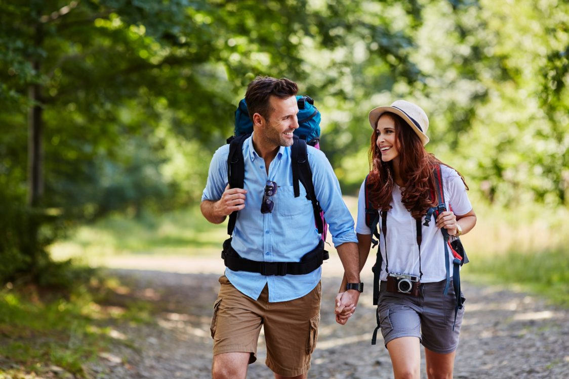 Will hiking get me in better shape?