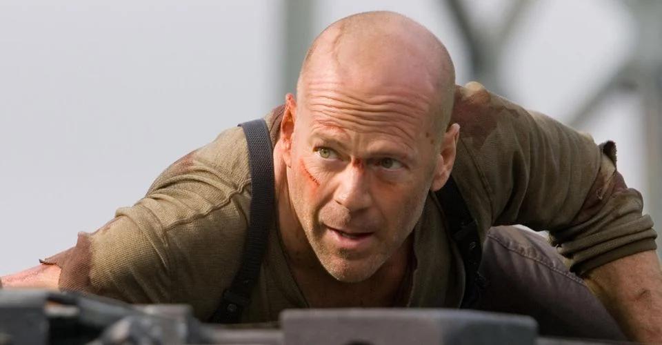 Bruce Willis also won the Golden Raspberry Award for Armageddon