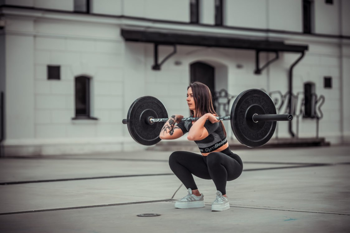 Силовые тренировки ускоряют обмен веществ