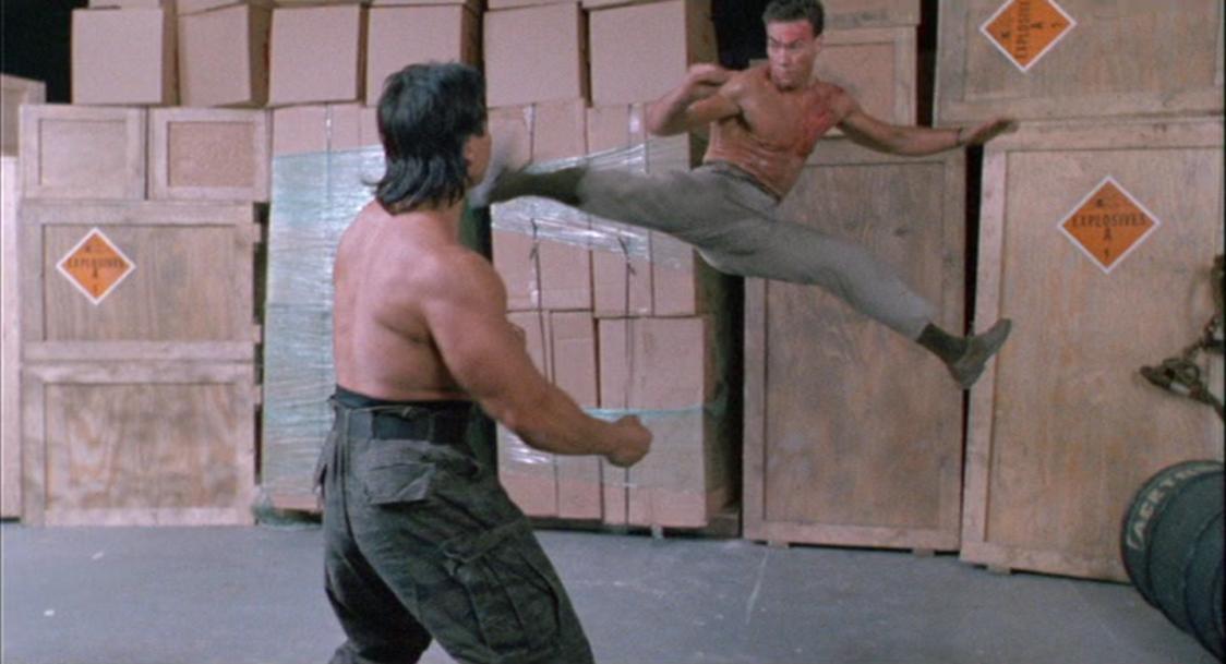 Jak Jean-Claude przeszedł z siłowni do filmów