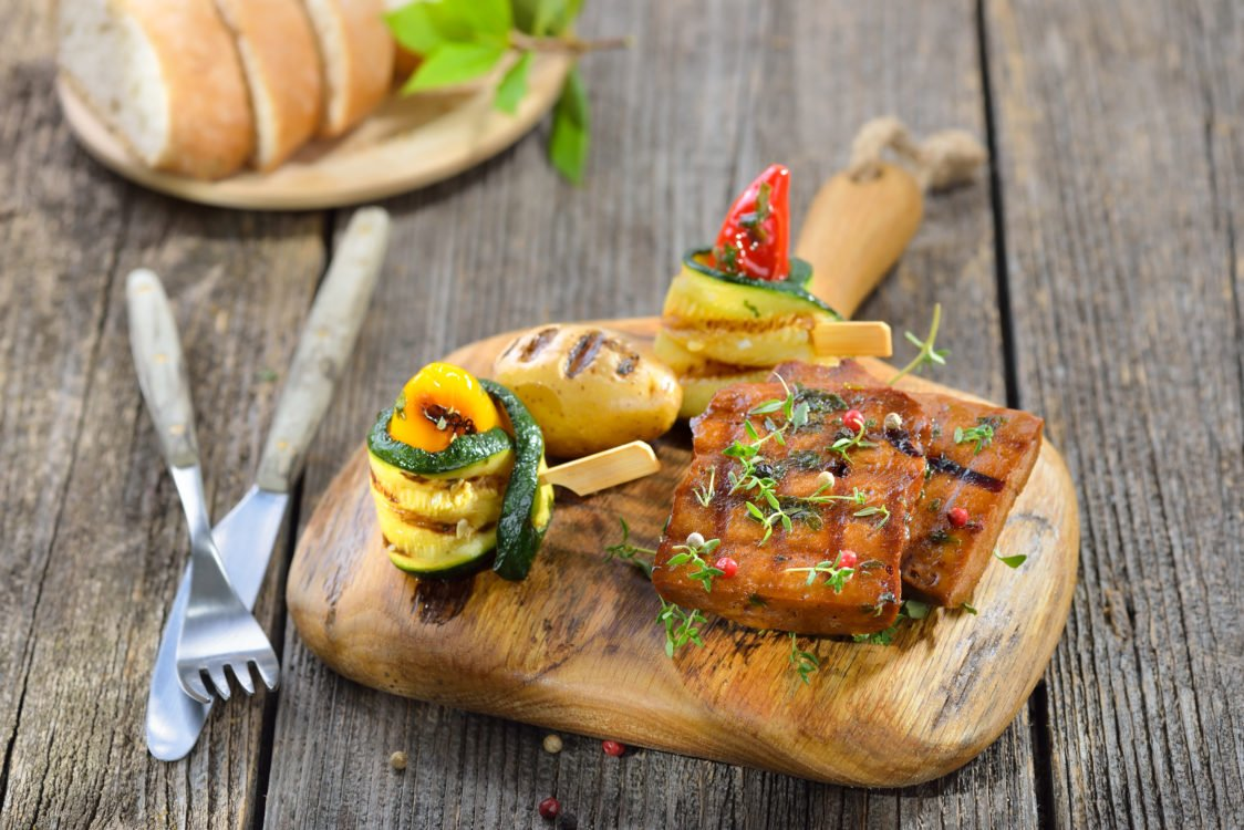 Seitan as a plant - based alternative to meat