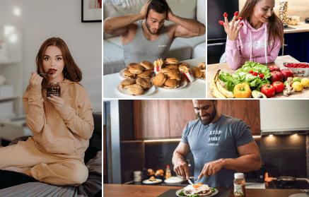 Low-carb vs. low-fat: Co je lepší na hubnutí?