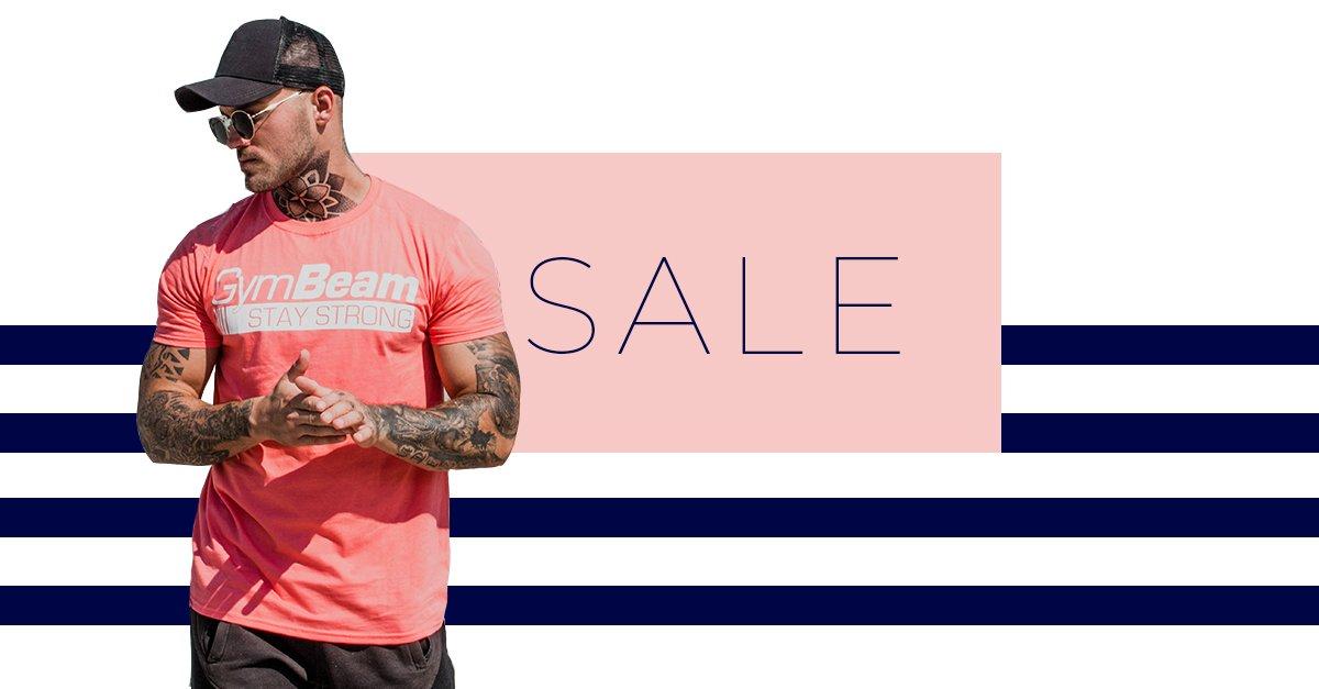 Oblečení muži – výprodej