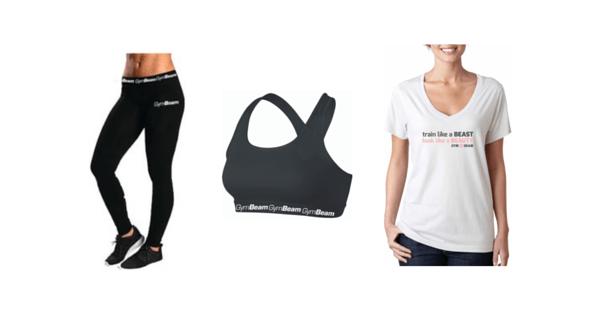 Sportovní oblečení ženy