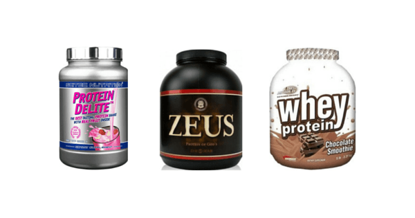 Proteiny pro ženy