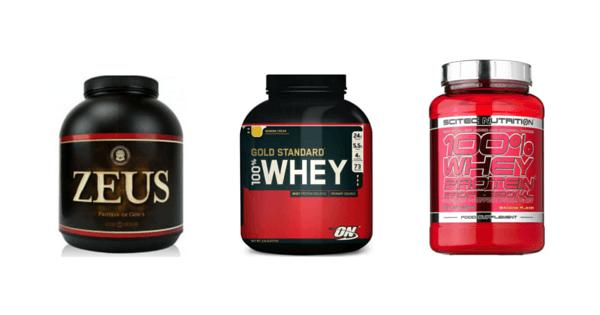 Syrovátkový whey protein