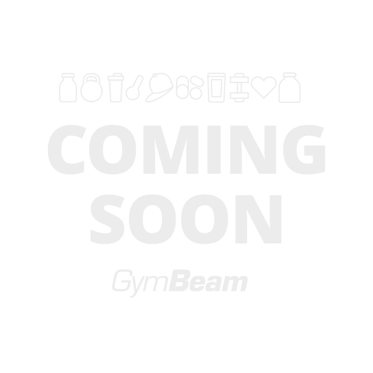 Sportovní podprsenka Simple Black - GymBeam