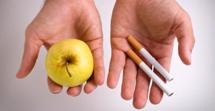 vitamín c kouření