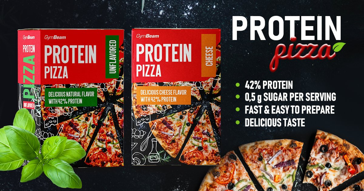 protein pizza- gymbeam