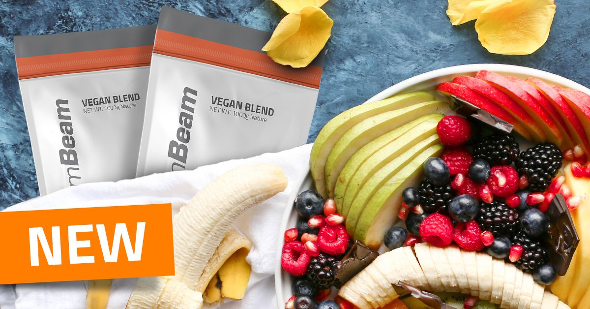 Protein Vegan Blend - GymBeam