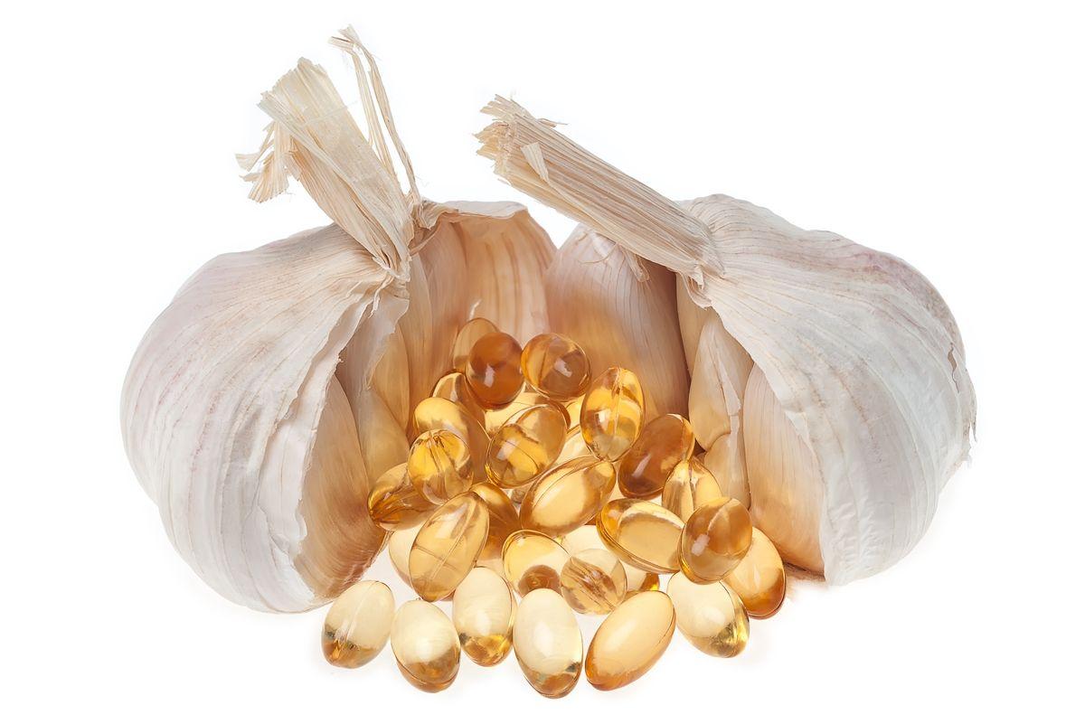 cesnakový olej