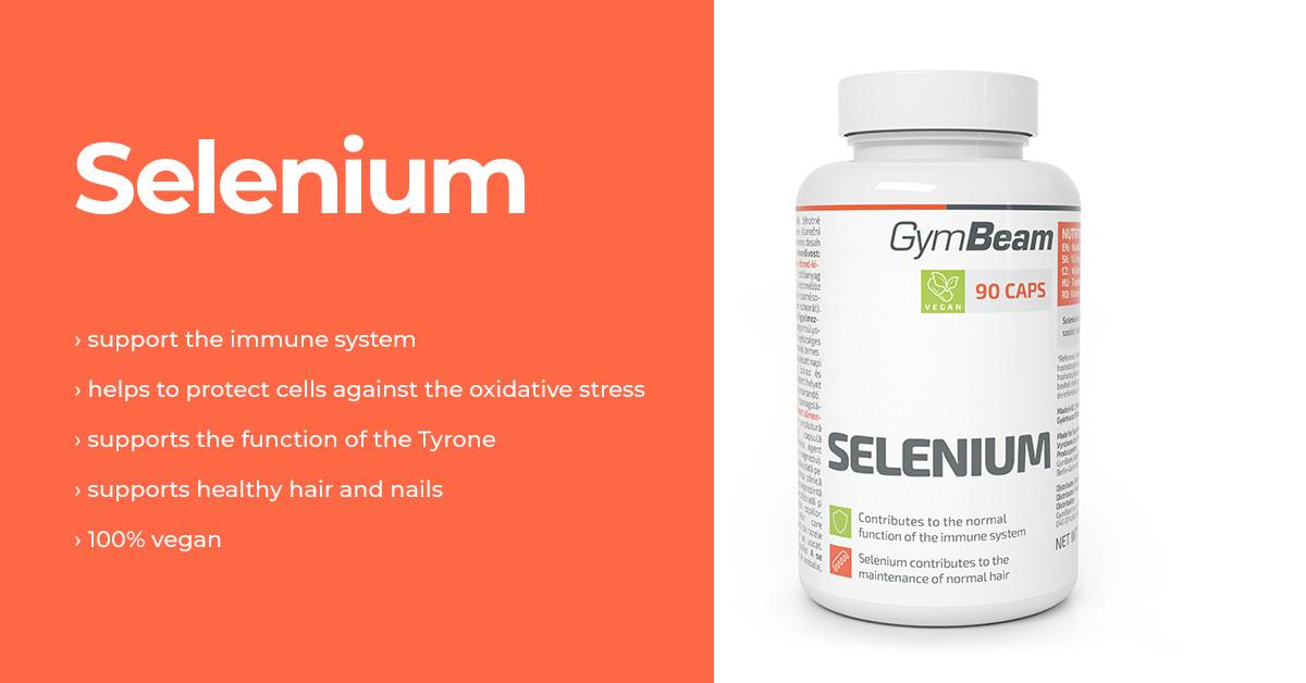 Selen - GymBeam