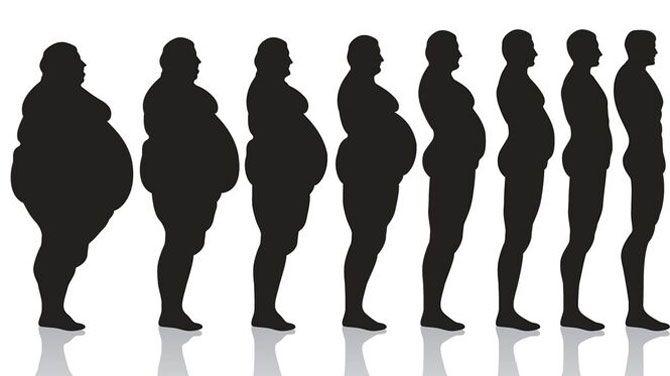 jak zhubnout a co jíst