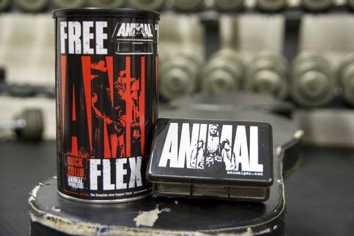 animal flex universal nutrition