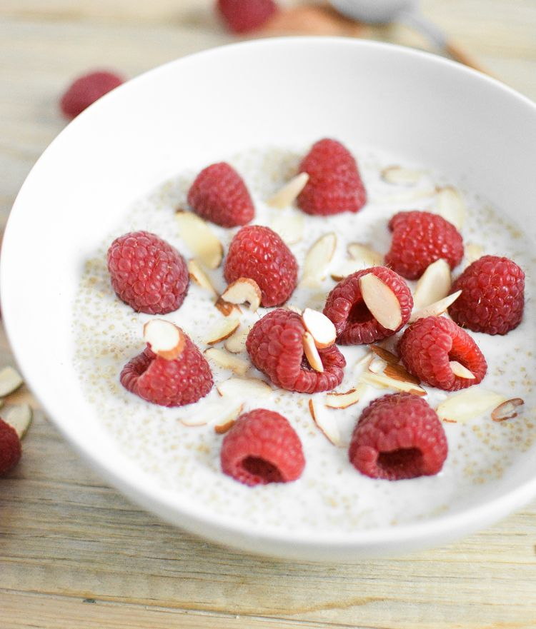 quinoa recept na snídaňovou kaši