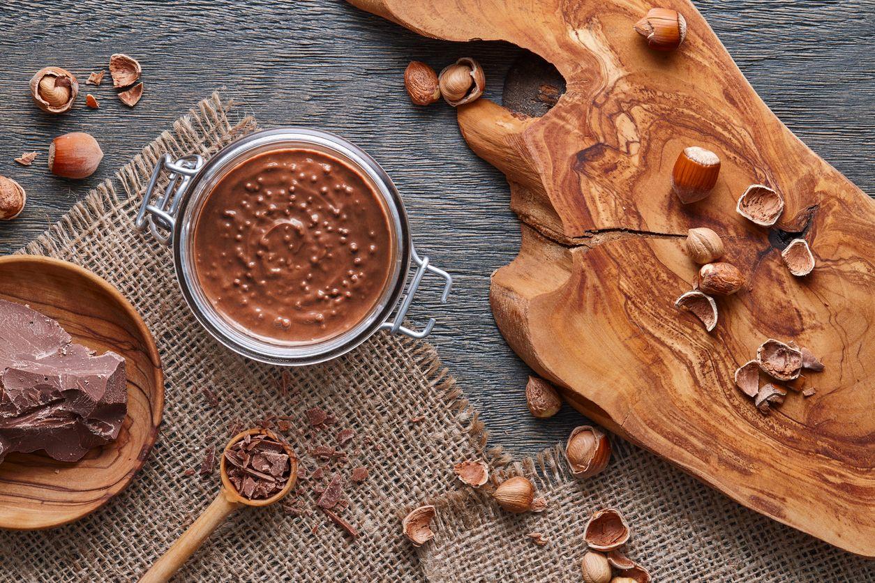 hazelnut spread gymbeam - proteinové lískové máslo z lískových ořechů