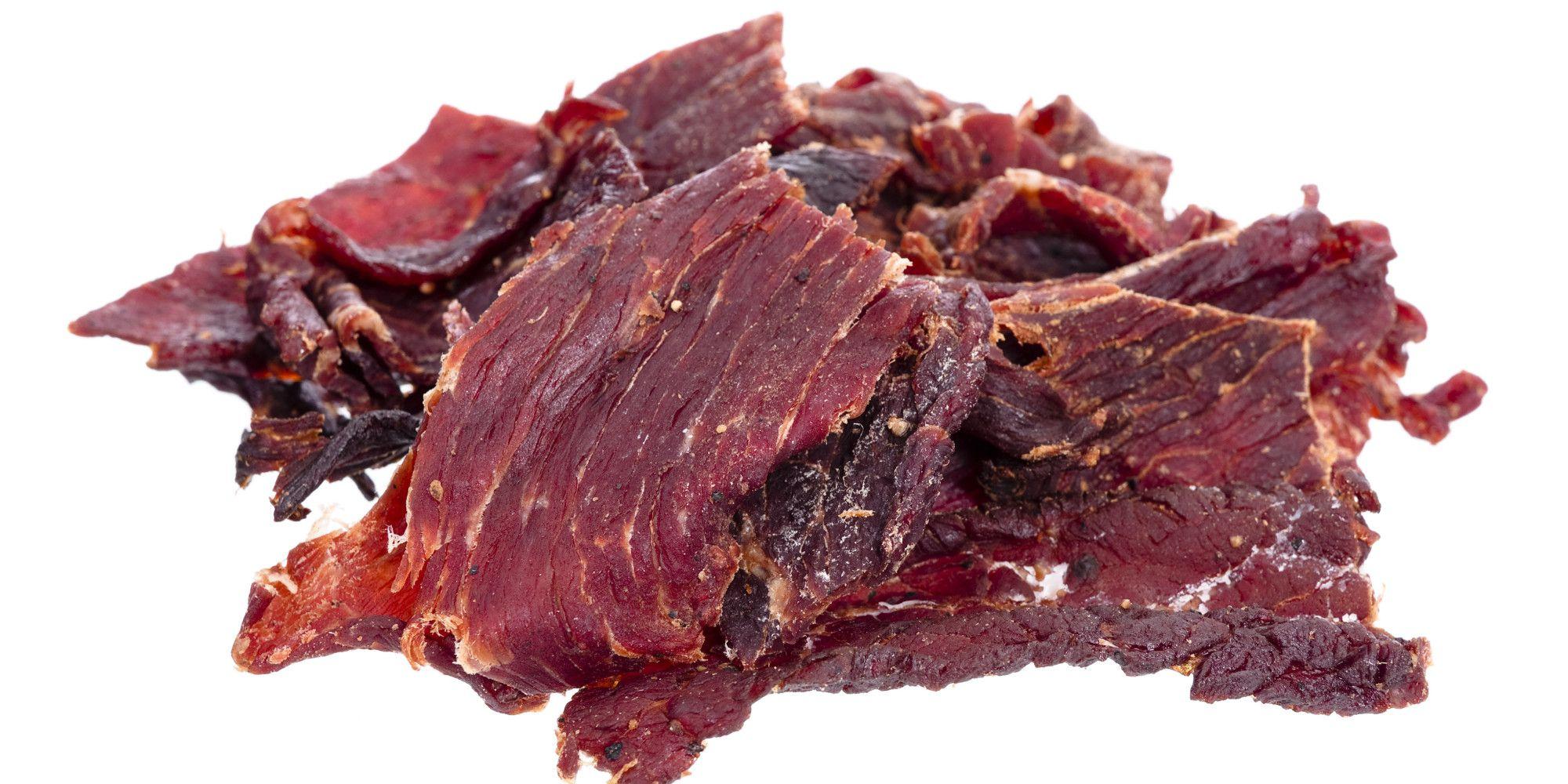 indiana beef jerky sušené maso