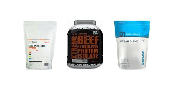 Bezlaktózové proteiny