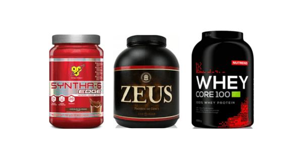 Proteiny na růst svalů