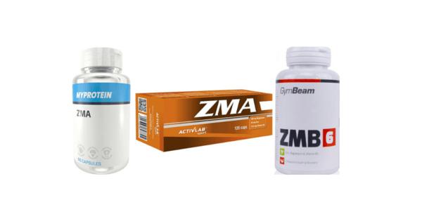 ZMA a ZMB