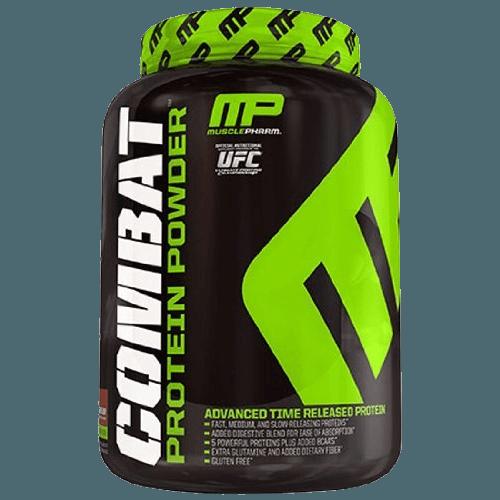 MusclePharm Combat Protein Powder - 1800 g - čokoláda