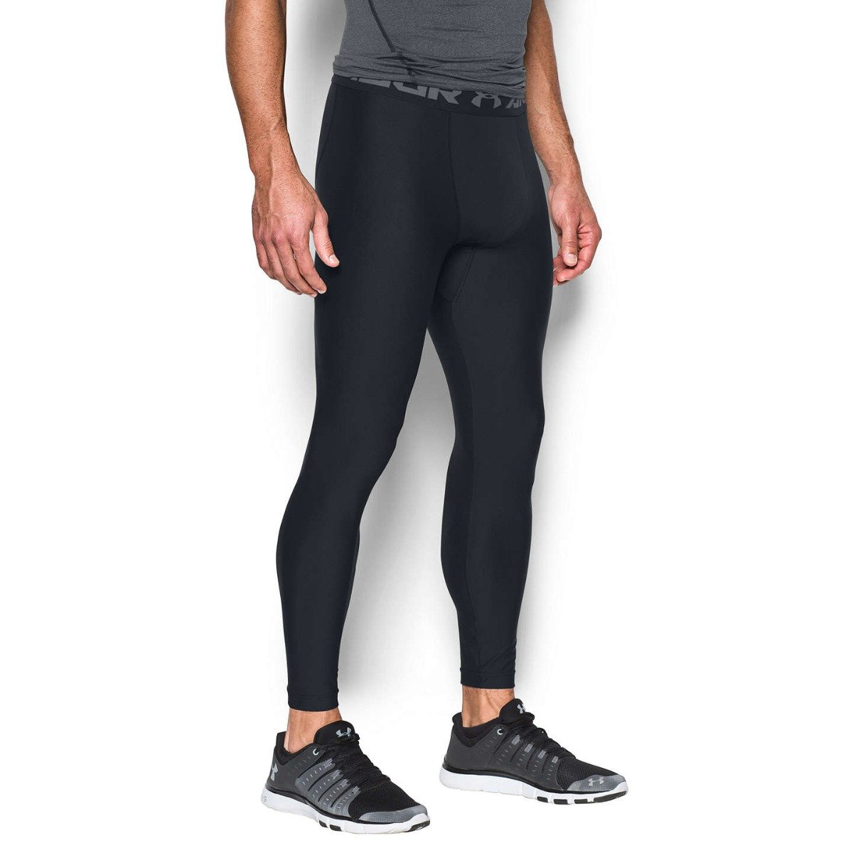 Under Armour Kompresné legíny HG Armour 2.0 Legging Black S