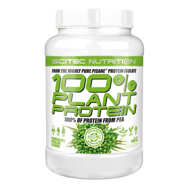 Protein 100% Plant 900 g - Scitec Nutrition