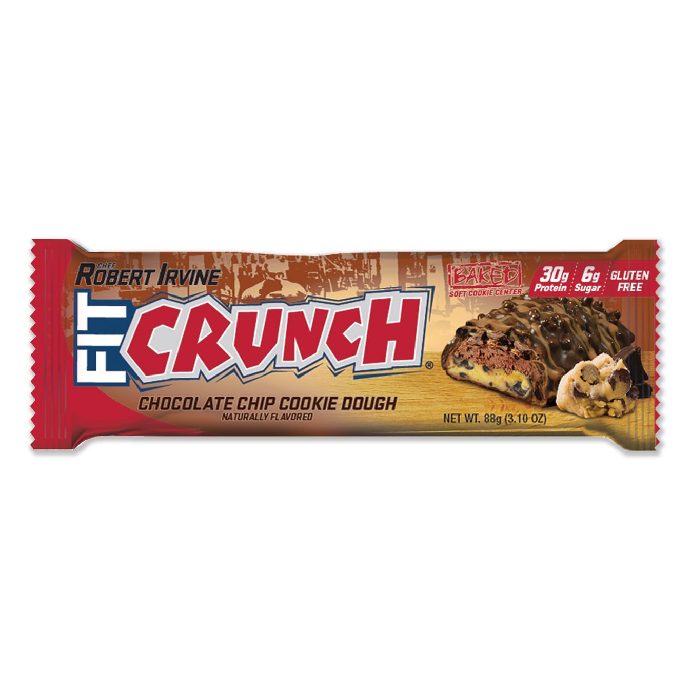 Chef Robert Irvine Fit Crunch 88 g