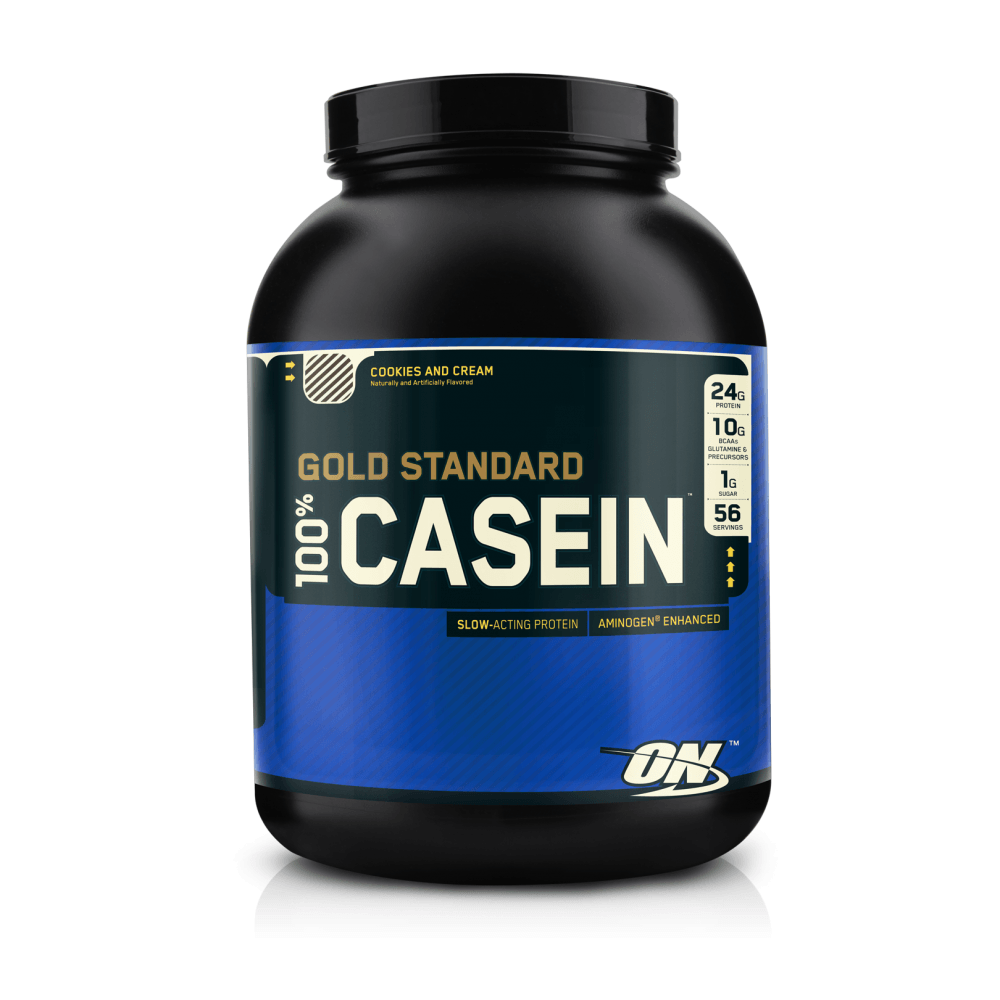 OPTIMUM NUTRITION 100 Casein Protein 1818 g