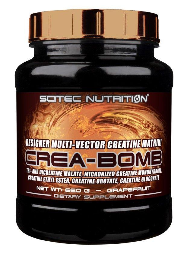 Crea-Bomb 660 g - Scitec Nutrition-passion fruit
