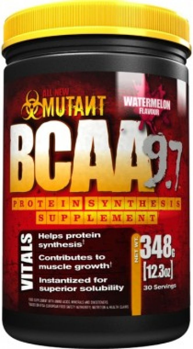 PVL Mutant BCAA 9.7 - 348 g - blue raspberry