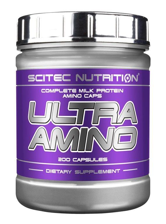 Scitec Nutrition Ultra Amino 200 tabliet