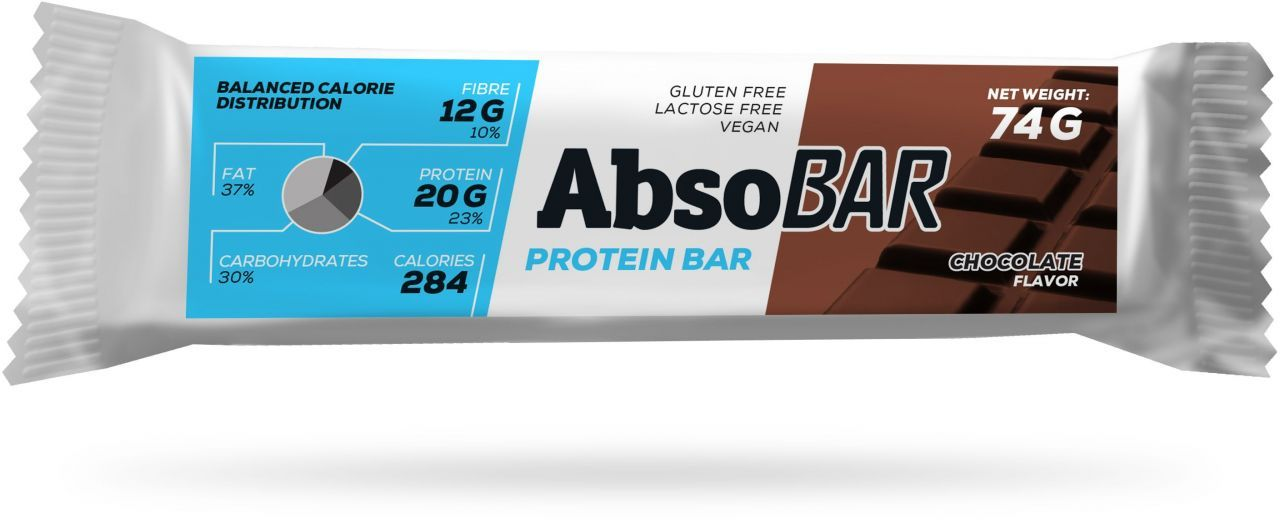 Absorice AbsoBar 74 g chocolate