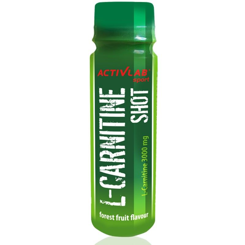 ActivLab L-Carnitine Shot 80 ml - forest fruit
