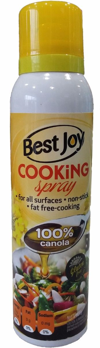 Best Joy Cooking Spray 100% Canola 201 g