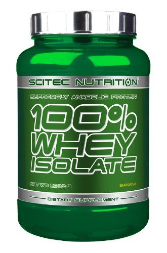 Scitec Nutrition 100 WHEY ISOLATE 700 g
