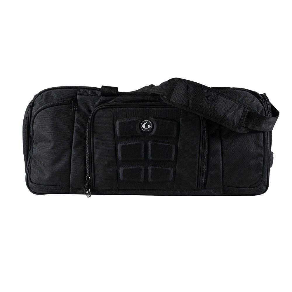 Taška na jedlo Beast Duffle 6 pack - čierna