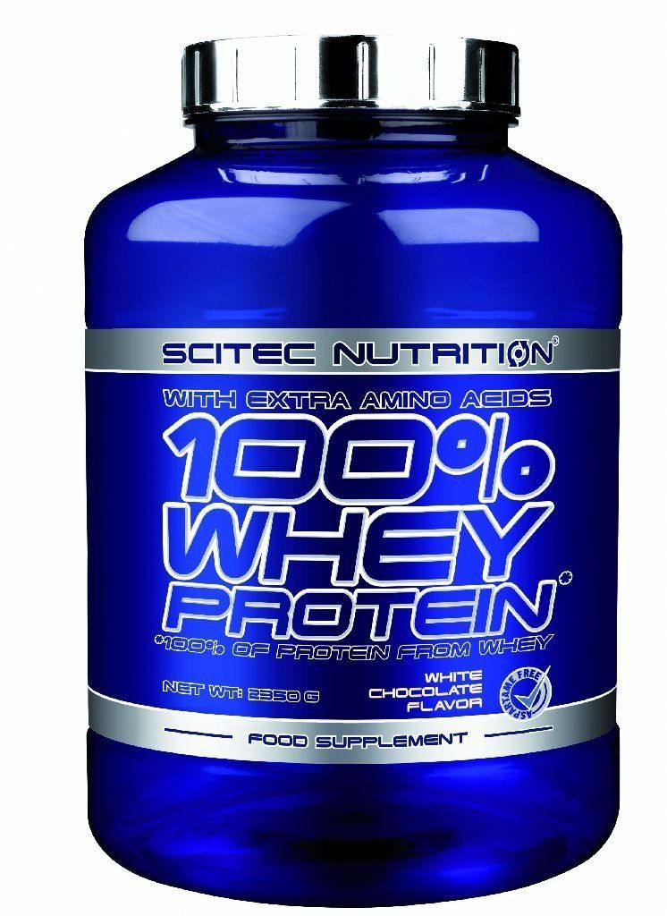 Scitec Nutrition 100 WHEY PROTEIN 2350 g